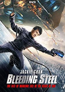 Book Cover: Bleeding Steel