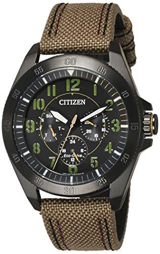 Watch Citizen Military Bu2035-05e Men´s Black