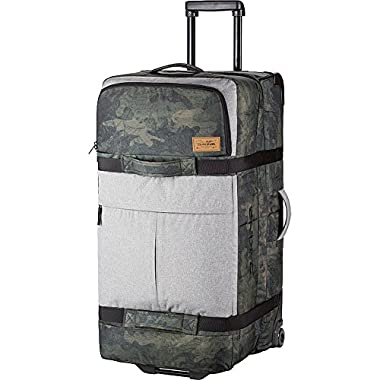 Dakine Split Roller Bag Backpack, Glisan, 100 L