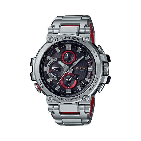 51wmUSPAGcL. SS600  - Men's Casio G-Shock MT-G Stainless Steel Watch MTGB1000D-1A