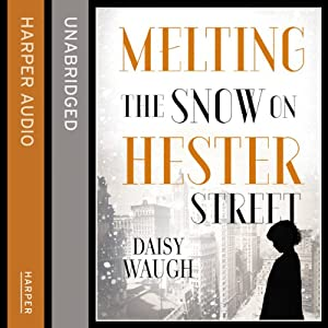 Melting the Snow on Hester Street Audiobook