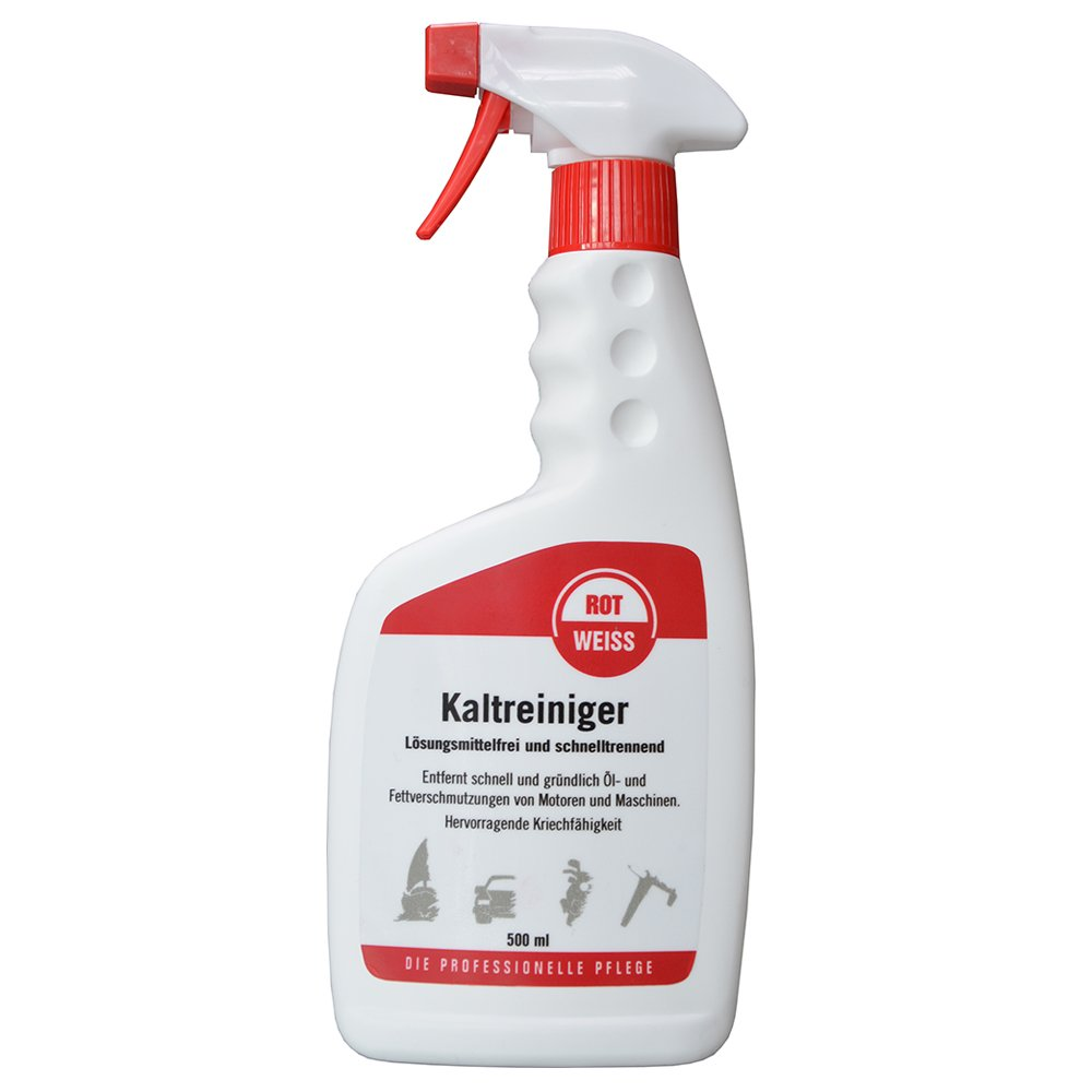 Rotweiss 9705 Cold Cleaning Agent, 500 ml Rotweiss Produkte Josef Zürn