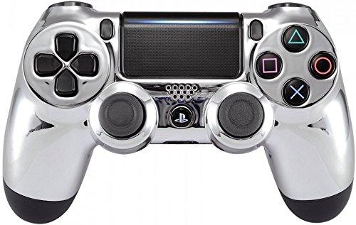 Sony PS4 Wireless Controller Dualshock (Silver) - 9