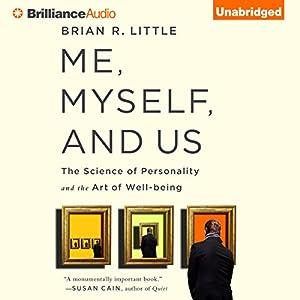 Me, Myself, and Us Audiobook