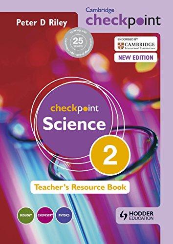 Cambridge Checkpoint Science Teacher's Resource Book 2 (Cambridge Secondary)