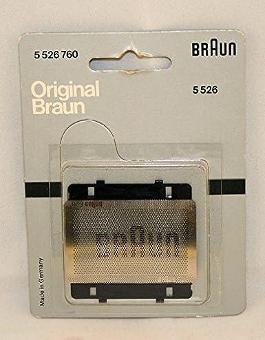 Braun – Rejilla de afeitadora: Amazon.es: Grandes electrodomésticos