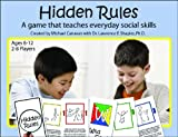 Hidden Rules in Social Situations Card Game, Dr. Lawrence Shapiro, 1588151344