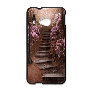 LTTcase Custom Rainy Day Durable Case for HTC one m7