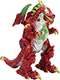 M.a.r.s. Ultimate Dinoforce Walking Dino with Lights and Sounds! Includes Tiny Action Figure & Jet