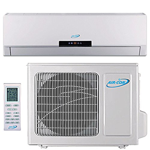 Learn More About 36000 Btu Ductless Mini Split DC Inverter Air Conditioner Heat Pump System 208-230 ...