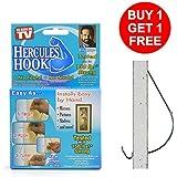 Amazon Com Hercules Hooks Mighty Hooks Set Of 20