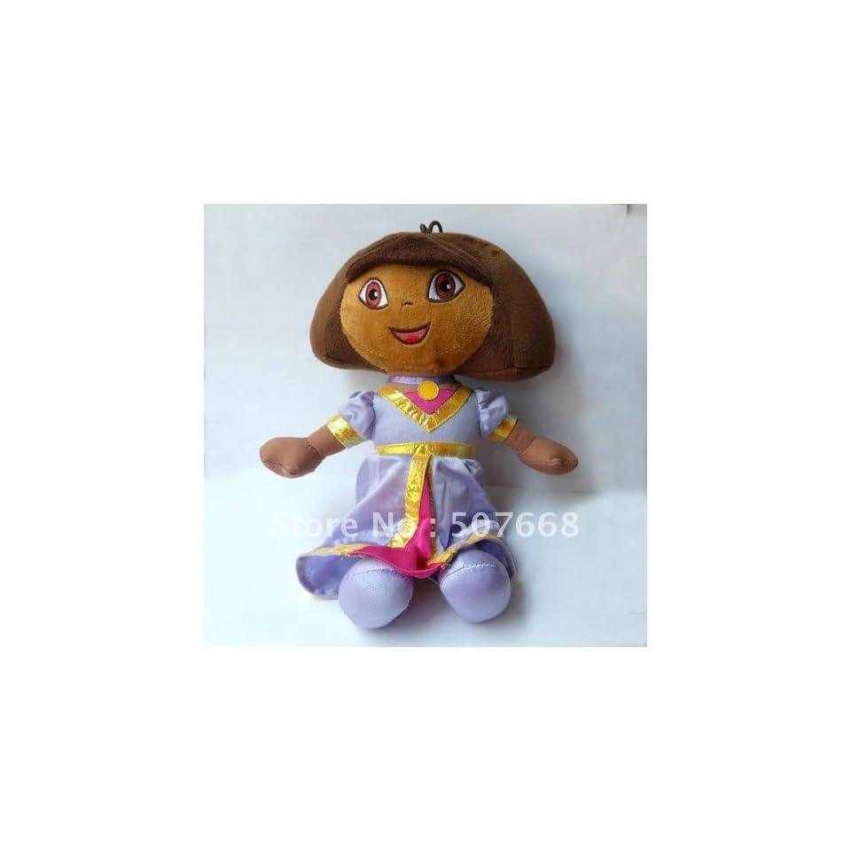 50pcs cute soft plush dora the explorer dora plush doll toy new 11