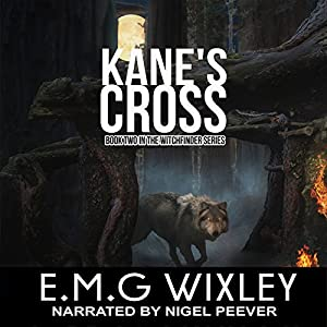 Kane's Cross Audiobook