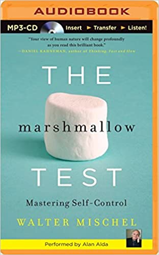 The marshmallow test mastering self control walter mischel alan the marshmallow test mastering self control walter mischel alan alda 9781469249087 amazon books fandeluxe Images