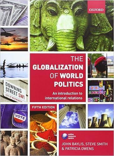 Globalization Of World Politics Pdf