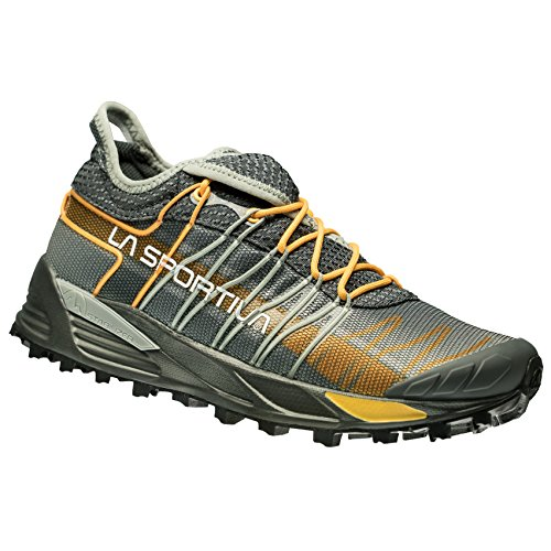 LA SPORTIVA MUTANT W - GREY/PAPAYA - SS17 - MOUNTAIN RUNNING