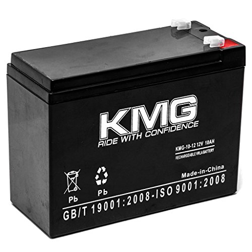 KMG 12V 10Ah Replacement Battery for Unisys UP910