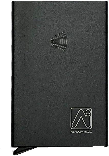 Bronzo 10 cm Amarillo Alplast Italia Safer RFID Protection Tarjetero