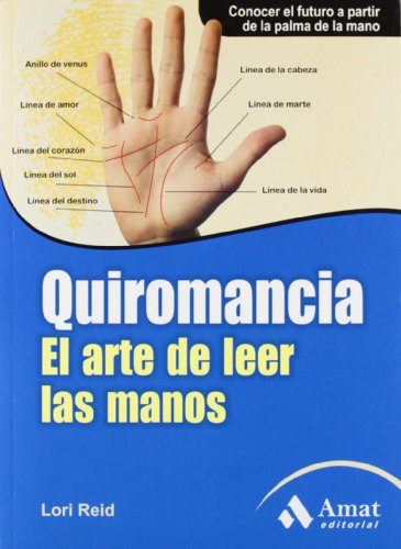 QUIROMANCIA. EL ARTE DE LEER LAS MANOS (Spanish Edition)