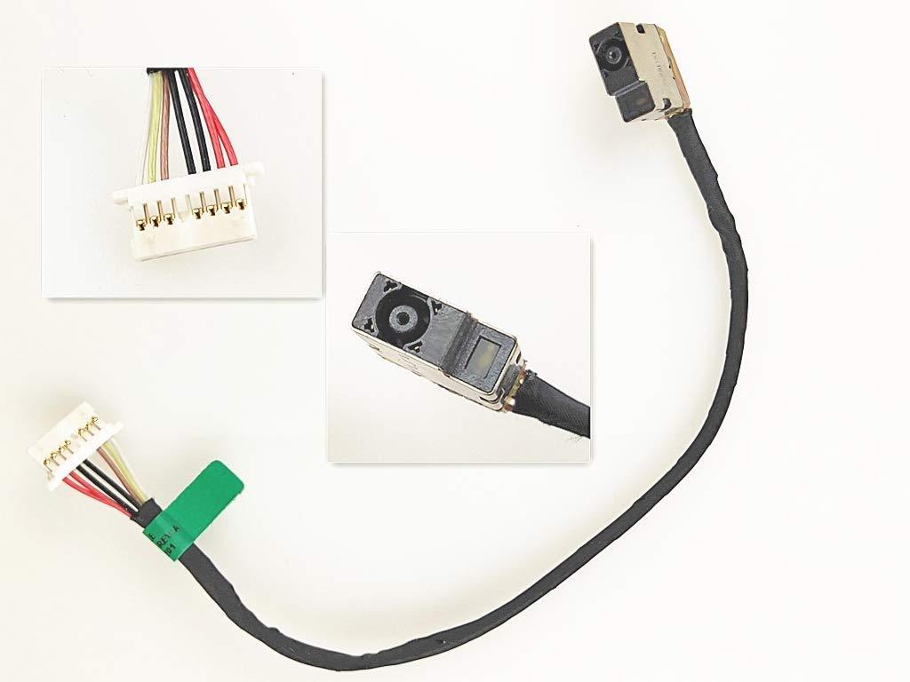 DC Power Jack para HP 14-AB 14-J 15-AB 15T-AB 15Z-AB 15-BS 1