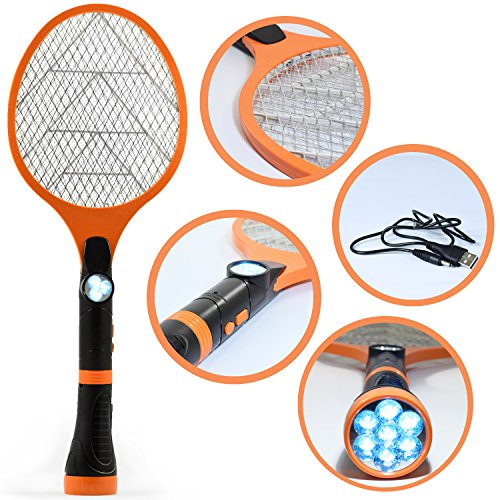 Bug Fly Swatter Electric Zapper product image