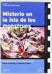 Misterio En La Isla De Los Monstruos [DVD]
