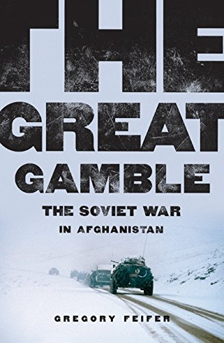 Book Great Afghan American (The Great Gamble: The Soviet War in Afghanistan)
