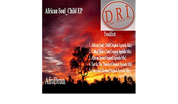 African Soul_Child EP by AfroDrum on Amazon Music - Amazon.com