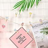 KathShop 10Pcs/Set Cartoon Unicorn Flamingo Plant