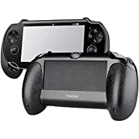Insten New Trigger Grips Black Compatible With PSVita...