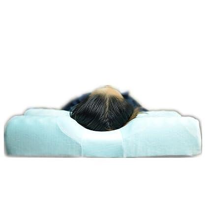 Anti-ronquido médico Almohada de cama de látex natural de ...
