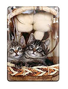 Cats In A Basket Case Compatible With Ipad Air/ Hot Protection Case