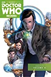 img - for Doctor Who: The Eleventh Doctor Archives Omnibus Volume 2 book / textbook / text book