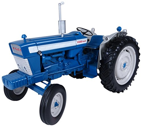 Universal Hobbies 1/16 Scale UH2705 - 1964 Ford 5000 Tractor (5000 Ford Tractor)