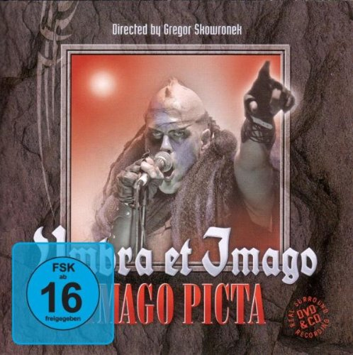 Imago Picta Censored CD/DVD