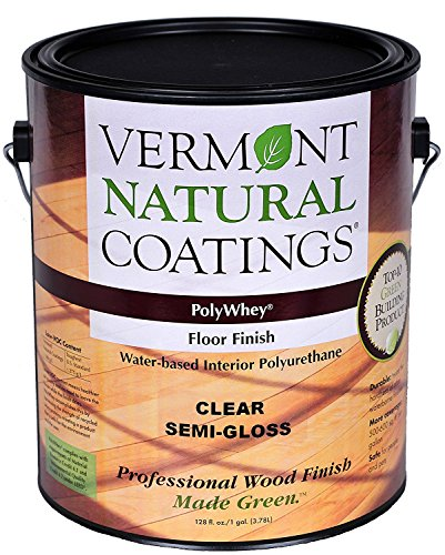 Vermont Natural Coatings PolyWhey FLOOR FINISH - Satin - - Natural Floors