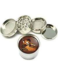 Bargain 4 Piece Metal Grinder 2