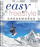 img - for Easy Freestyle Crosswords: 72 All-New Themeless Puzzles (Easy Crosswords) book / textbook / text book