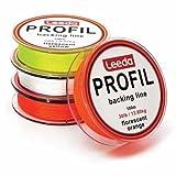 Leeda Unisex's Profil Backing Line Orange 5pack One Size
