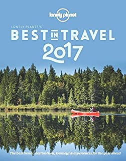 Book Cover: Lonely Planet's Best in Travel 2017
