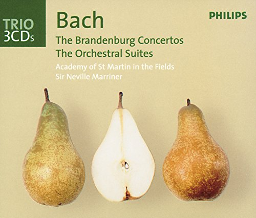 Brandenburg Concertos Violin - 4