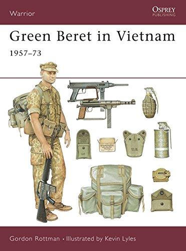 Read Online Green Beret in Vietnam PDF