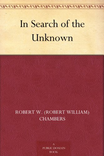 In Search of the Unknown (English Edition)