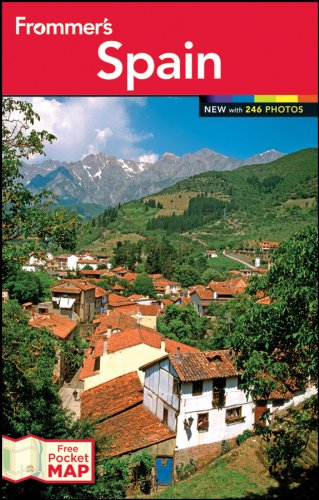 Frommer's Spain (Frommer's Color Complete) pdf