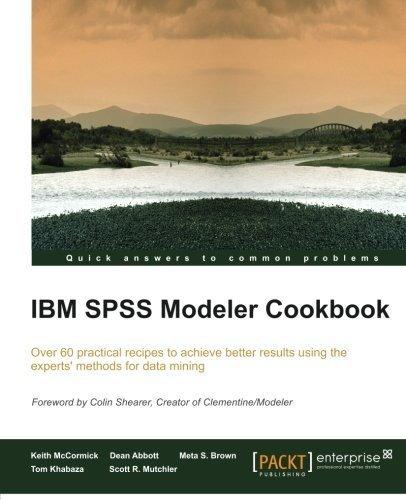 ibm modeler - 8