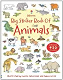 Big Sticker Book of Animals, Jessica Greenwell and Sam Taplin, 0794531326