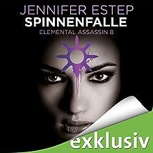 Spinnenfalle (Elemental Assassin 8) Hörbuch von Jennifer Estep Gesprochen von: Tanja Fornaro