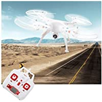 MD Group RC Quadcopter 4CH Gyro Explorers Drone with WiFi FPV 2MP Camera RTF