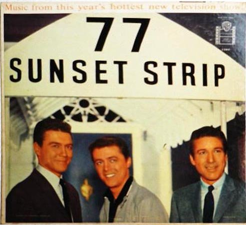 77 Sunset Strip [Vinyl LP]