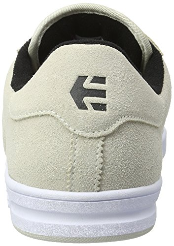 Etnies 100 White de The Scam Chaussures Homme White Skateboard Ivoire arxaqnSw4B